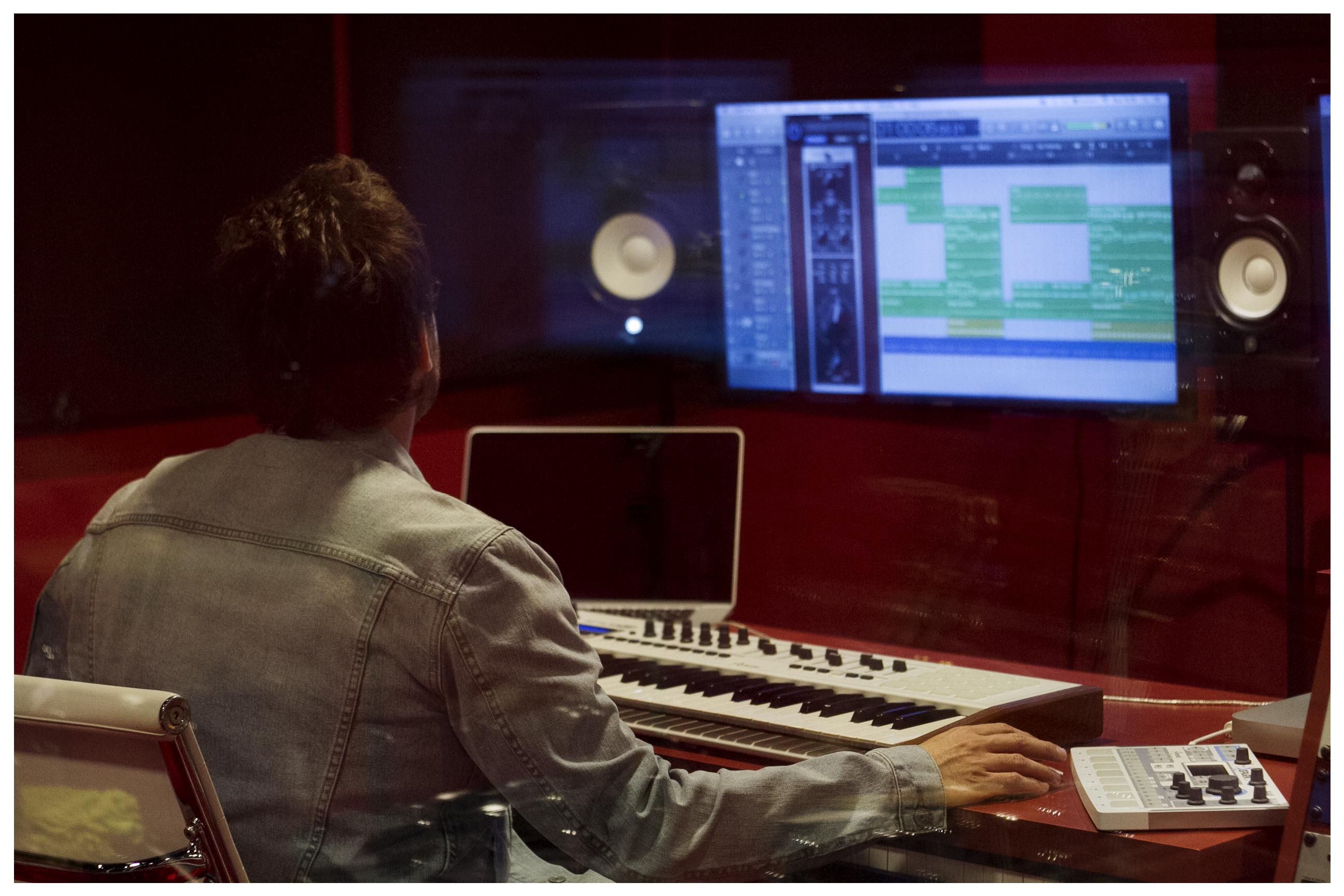 produtor musical